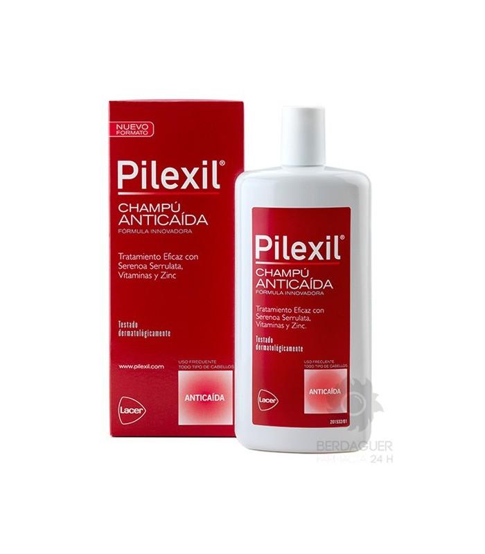Lacer Pilexil Champu Anticaida 100 Ml