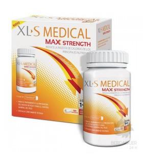 XLS MAX STRENGH 120 COMPRIMIDOS