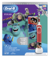 ORAL-B KIDS PIXAR CHILDREN'S RECHARGEABLE ELECTRIC TOOTHBRUSH WITH TRAVEL CASE