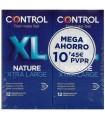 CONTROL NATURE XL CONDOMS PACK SAVING 12 + 12 U