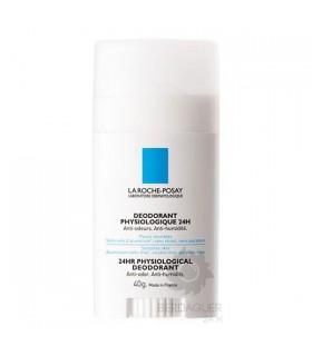 La Roche Posay Desodorante Fisiologico 24 H Stick