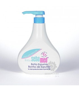 Sebamed Baby Baño Espuma 500 Ml