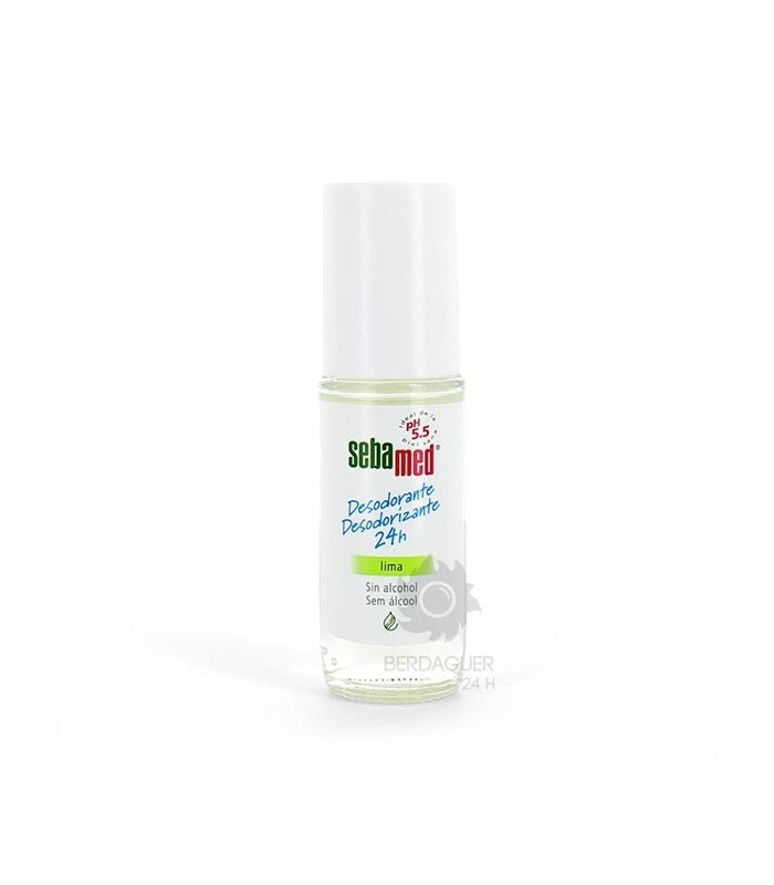 SEBAMED DESODORANTE 24 H  50 ML ROLL-ON