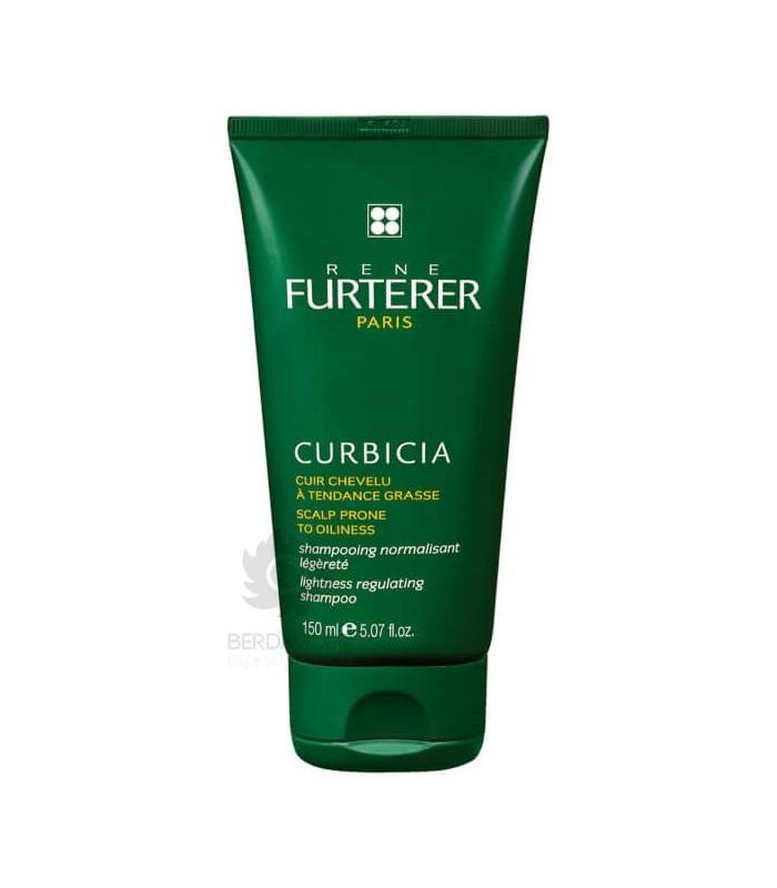 RENE FURTERER CURBICIA CHAMPU REGUL 150 ML.