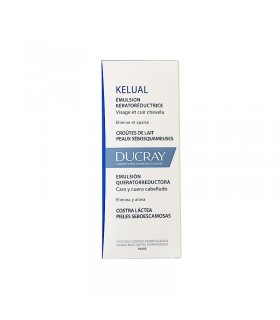 Ducray Kelual Emulsion Pieles Escamosas 50 Ml