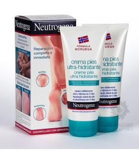 Neutrogena Pies Crema Ultrahidratante Duplo