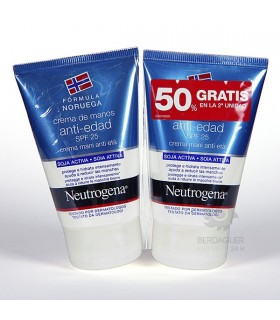 Neutrogena Crema De Manos Antiedad 50 Ml 2U