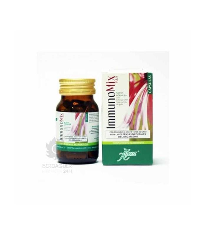Immunomix Plus Frasco 50 Capsulas