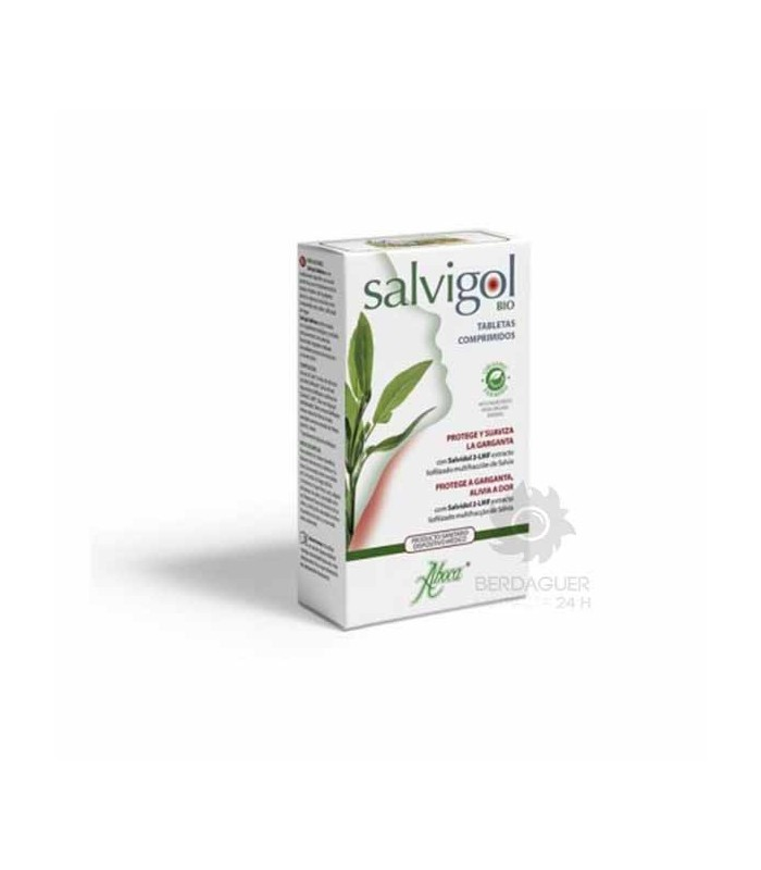 Salvigol Bio 30 Tabletas