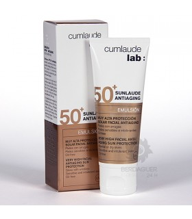 Sunlaude Emulsion Antiedad Spf50 50 Ml