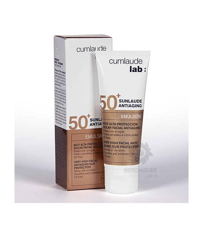 Sunlaude Emulsion Antiedad Spf50 50 Ml