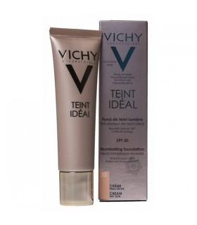 Vichy Teint Ideal Maquillaje Crema Piel Seca 30 ML Tono 35