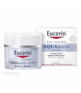 EUCERIN AQUAPORIN ACTIVE CREMA HIDRATANTE 50 ML