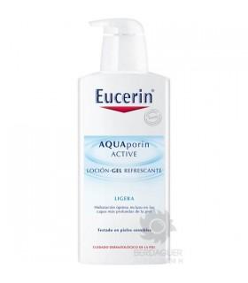 Eucerin Aquaporin Active Locion Refrescante Ligera 400 Ml