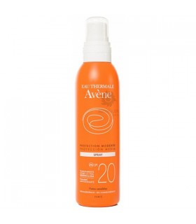 Avene Spray Proteccion Media Spf 20