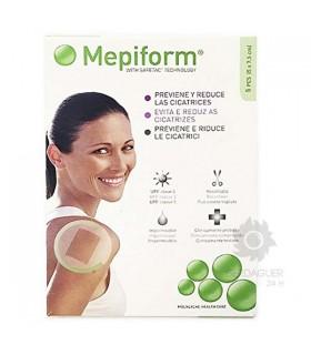Mepiform Silicona Aposito Esteril 5 X 7.5 Cm 5 Unidades
