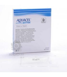 Aposito Esteril Aquacel 10X10 Cm 3U