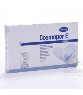 Aposito Esteril Cosmopor E 15 X 8 Cm 10 U