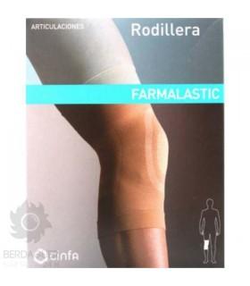 Farmalastic Rodillera Grande 1 Und