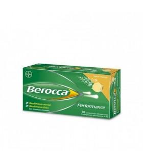 BEROCCA PERFORMANCE MANGO 30 COMPRIMIDO EFERVESCENTE