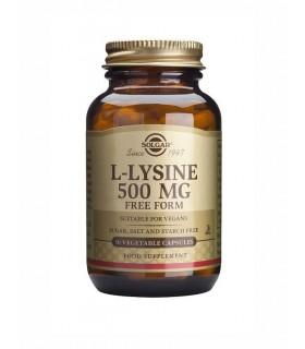 L-Lysine 500 Mg 50 Capsulas