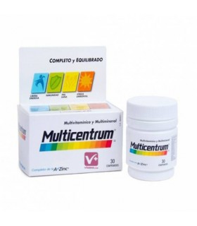 Multicentrum 30 Con Luteina