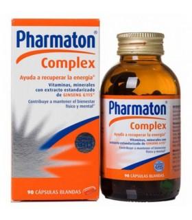 PHARMATON COMPLEX CAPSULAS 90 CAPSULAS