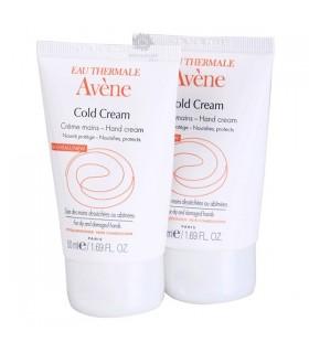 Avene Cold Cream Crema De Manos 2 X 50 Ml