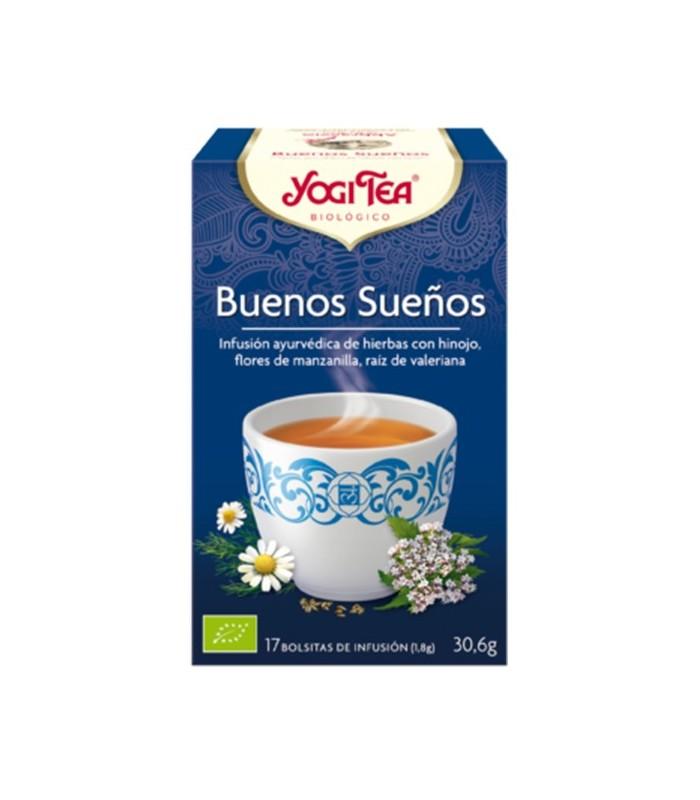 Yogi Tea Buenos SueÑOs 17 Bolsitas