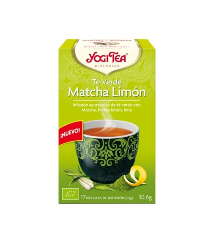 Yogi Tea Te Verde Limon 17 Bolsitas
