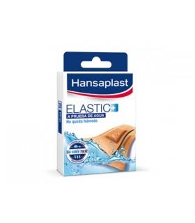 Hansaplast Elastic Resistente Al Agua 20 Apositos