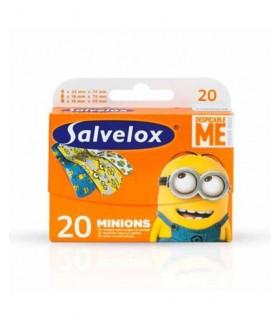 Salvelox Apósito Adhesivo Minions 20 Unds