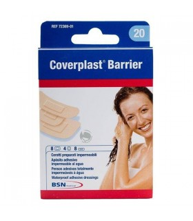 COVERPLAST BARRIER APOSITO ADH IMPERMEABLE TRANS