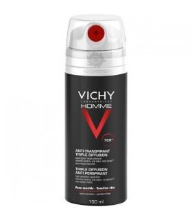 VICHY DESODORANTE TRIPLE DIFUSION HOMBRE 150ML