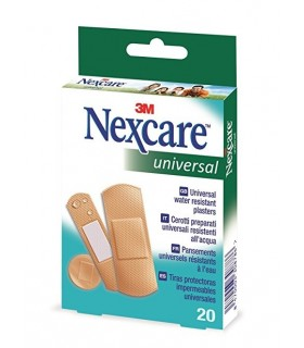 3M Nexcare Universal Tiras Protectoras Impermeables
