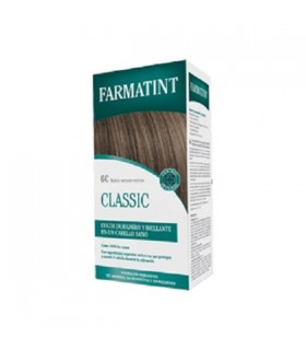 Farmatint 6C Rubio Oscuro Ceniza 150 Ml