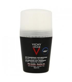 Desodorante Vichy Homme Bola 48 H