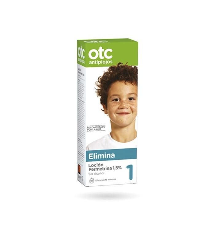 OTC Antipiojos Locion Antipiojos Permetrina 1,5% 125 ML