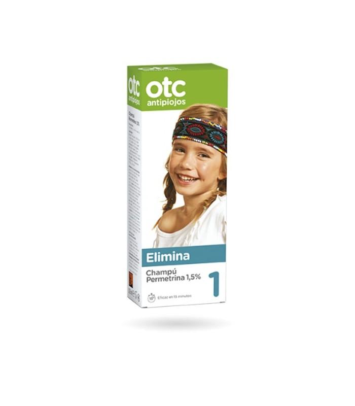 OTC Antipiojos Champu Antipiojos Permetrina 1,5% 125 ML