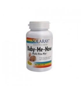 Solaray Baby Me Now 150 Comprimidos