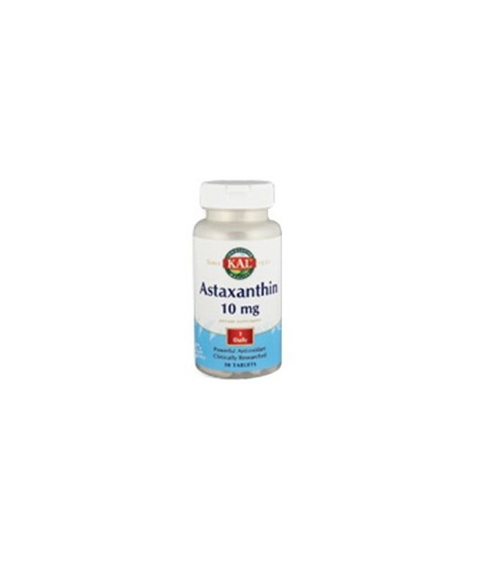 Solaray Astaxanthin 10 Mg