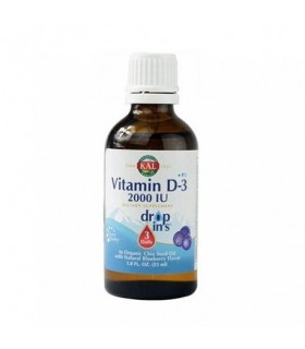 Kal Vitamina D-3 2000 IU 53 Ml