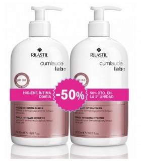 Cumlaude Higiene Intima 500Ml + 2 Unidad Al 50%