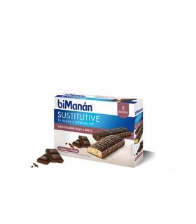 Bimanan Barrita Chocolate Negro Y Blanco 320 G