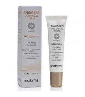 Sesderma Lipoceutical Angioses Antiojeras Gel 15 Ml