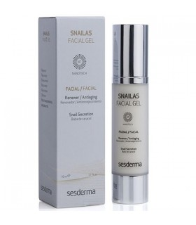 Sesderma Snailas Gel Facial Lipoceutical 50 ML