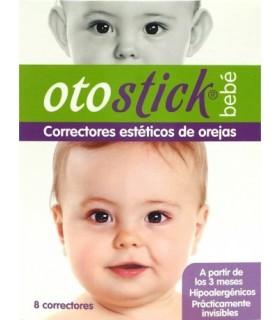 CORRECTOR ESTETICO DE OREJAS OTOSTICK+ GORRO 8 U