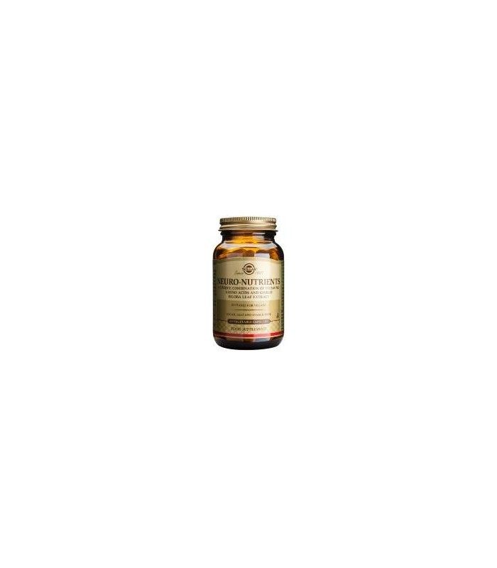 Solgar Neuro Nutrientes 30 Capsulas