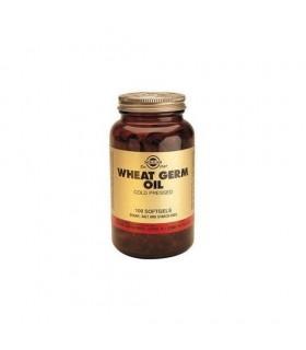 Solgar Aceite Germen De Trigo 100 Capsulas