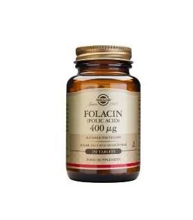 Solgar Folacin Acido Folico 400 Ug 250 Comprimidos